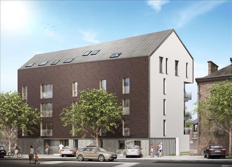 Vente appartement Nantes 166500€ - Photo 1