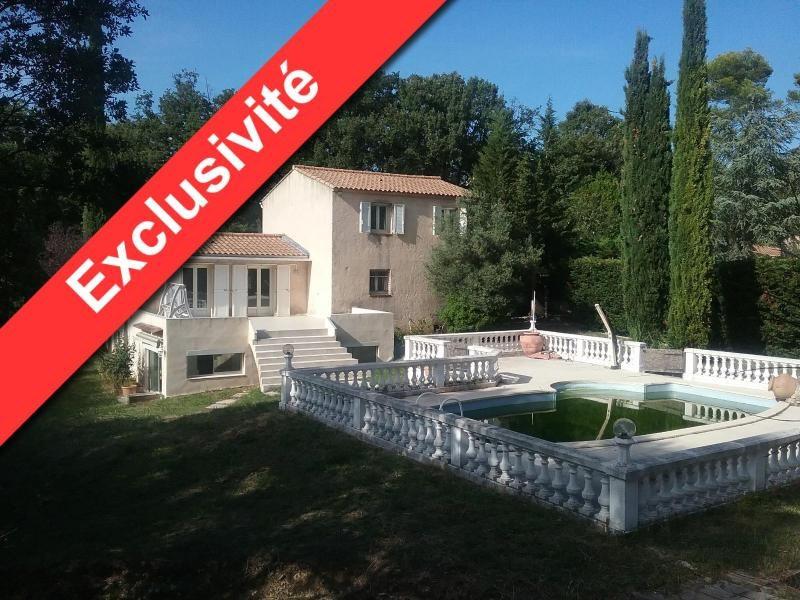 Rental house / villa Belcodene 1790€ CC - Picture 1