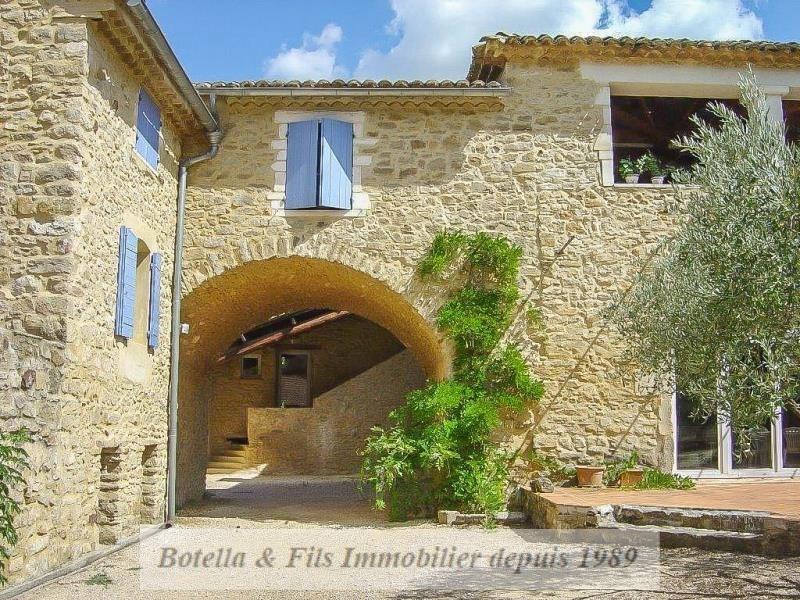 Vente de prestige maison / villa Uzes 1790000€ - Photo 10