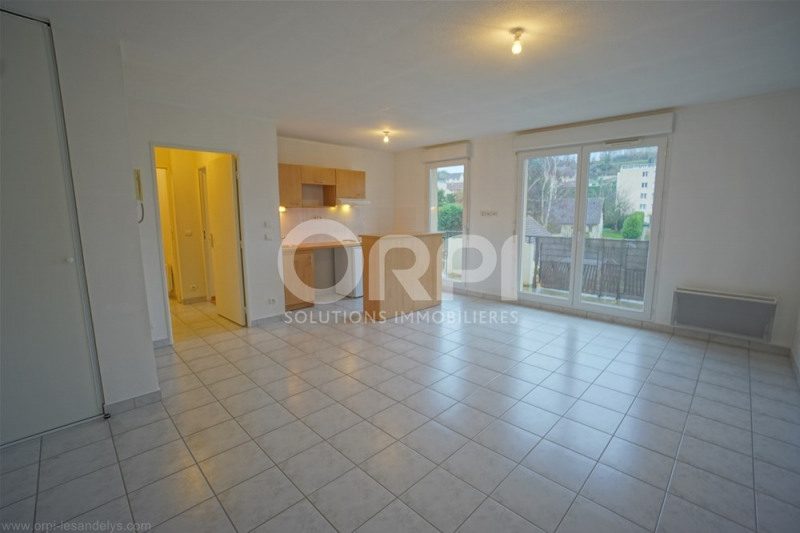 Vente appartement Les andelys 90 000€ - Photo 1