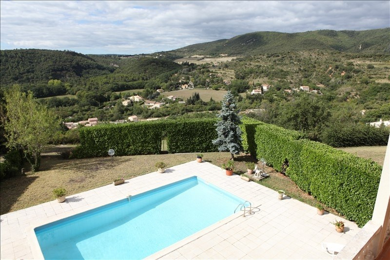 Sale house / villa Rochemaure 545 000€ - Picture 2