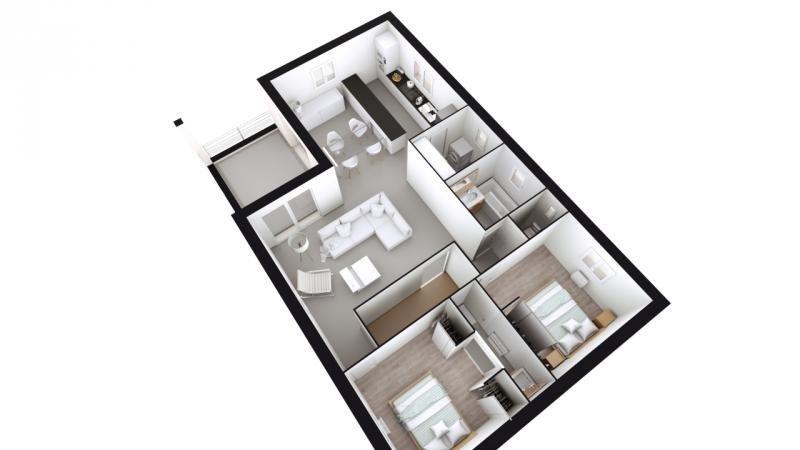 Sale house / villa Torreilles 374000€ - Picture 4