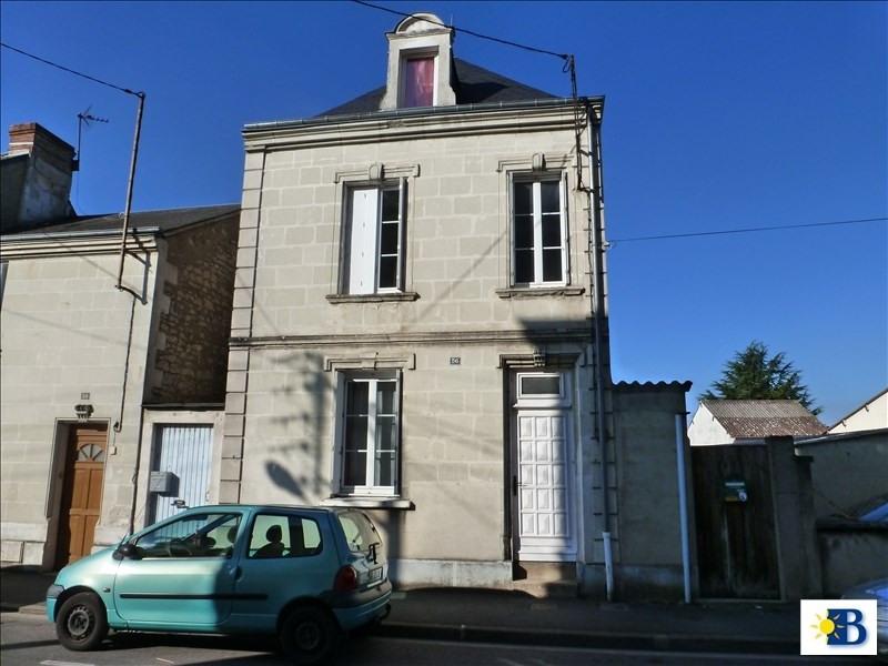 Vente maison / villa Chatellerault 132500€ - Photo 2