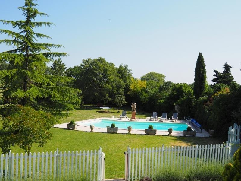 Immobile residenziali di prestigio casa Uzes 897750€ - Fotografia 9
