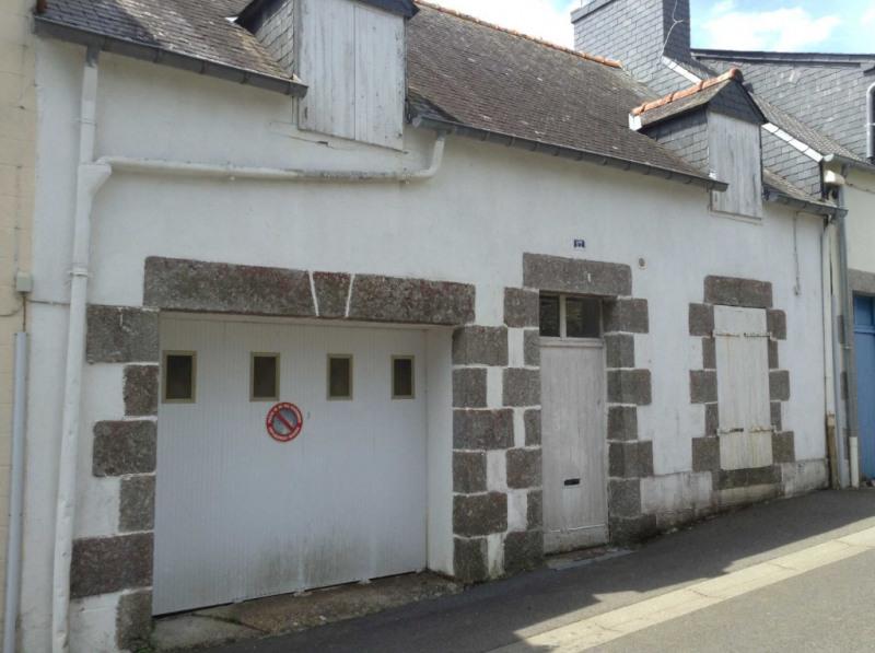 Sale house / villa Rostrenen 28000€ - Picture 1