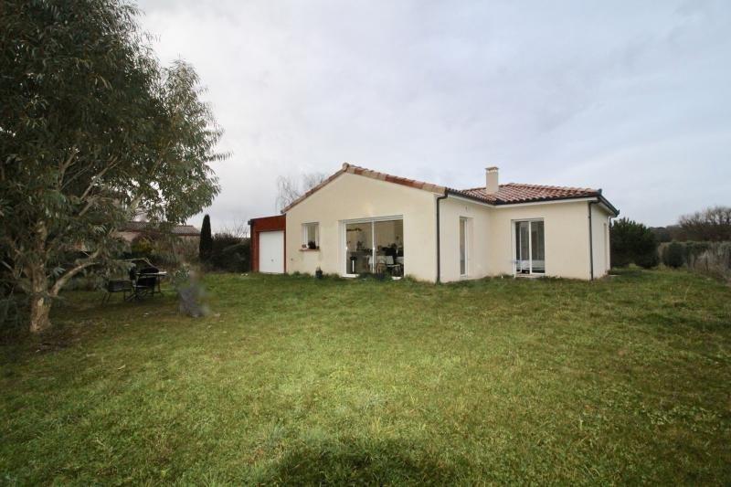Vente maison / villa Escalquens 345900€ - Photo 1