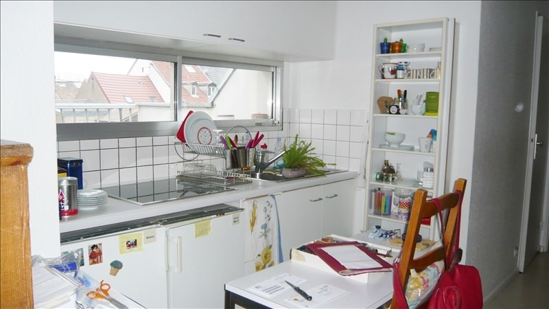 Sale apartment Mulhouse 39 000€ - Picture 3