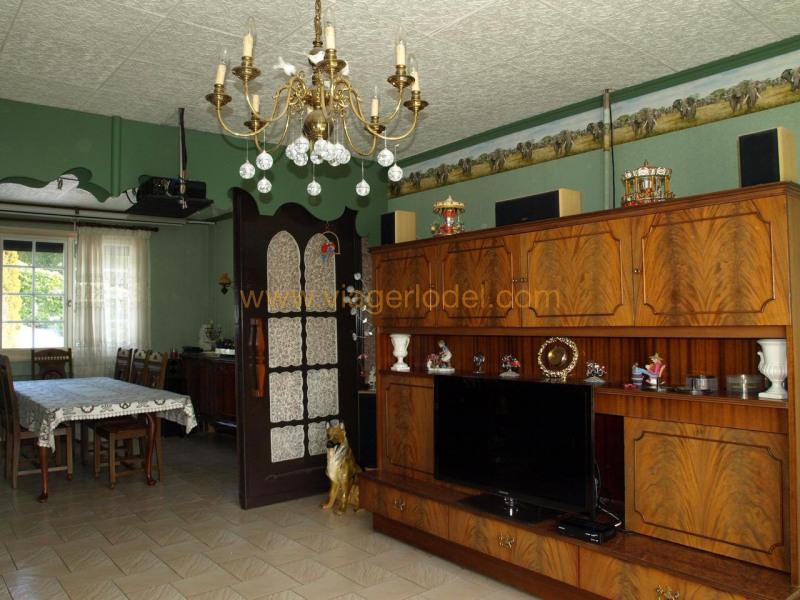 Viager maison / villa Roche-la-molière 47500€ - Photo 5