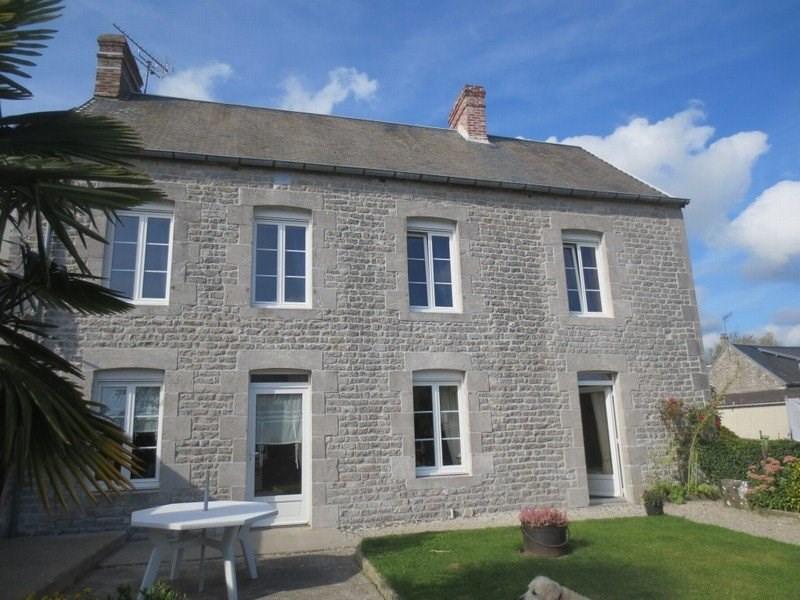 Maison en pierre, 3 chambres, jardin clos