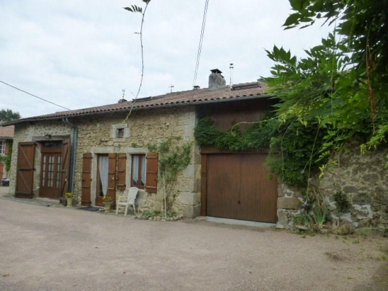 Vente maison / villa Busserolles 267500€ - Photo 12