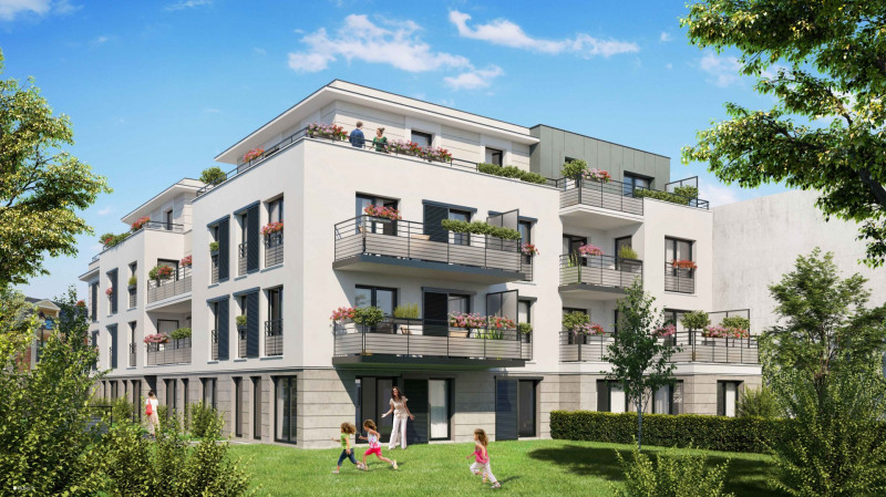 New home sale program Croissy-sur-seine  - Picture 1