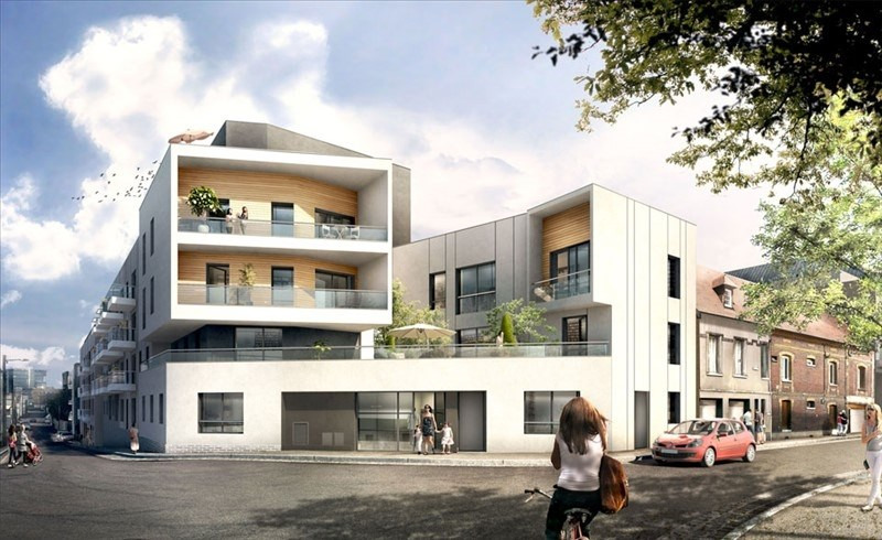 Location appartement Rouen 780€ CC - Photo 1