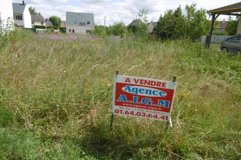 Vente terrain Doue 79 000€ - Photo 1