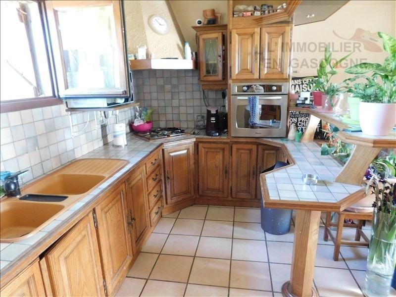 Sale house / villa Mirande 157000€ - Picture 5