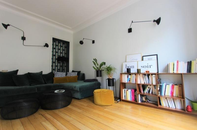 Sale apartment Paris 7ème 839000€ - Picture 3