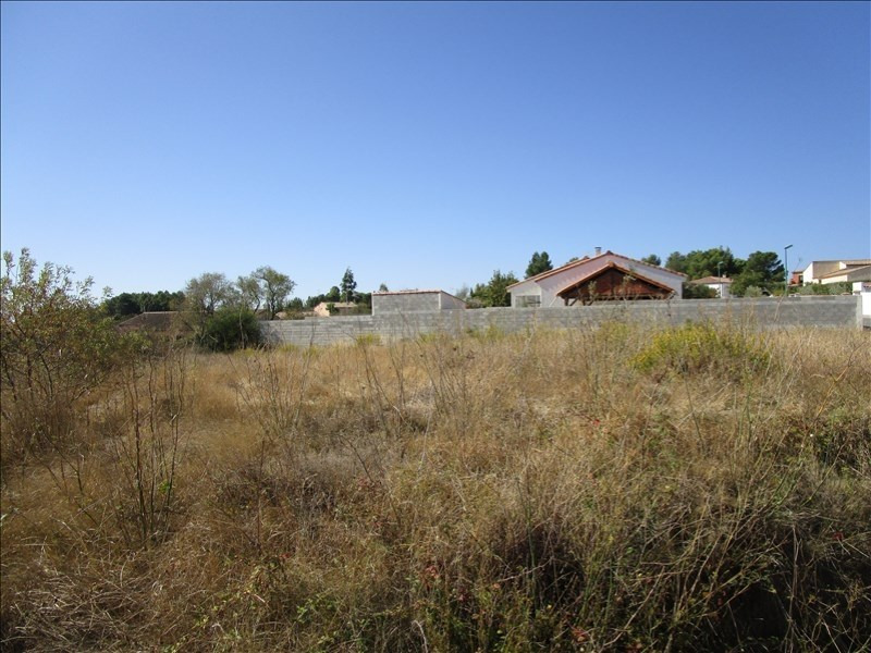 Sale site Carcassonne 88 000€ - Picture 1