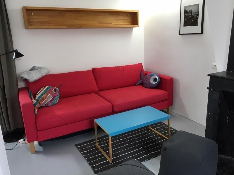 Rental apartment Paris 4ème 1300€ CC - Picture 2