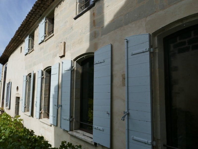 Location maison / villa Barbentane 1 800€ CC - Photo 1