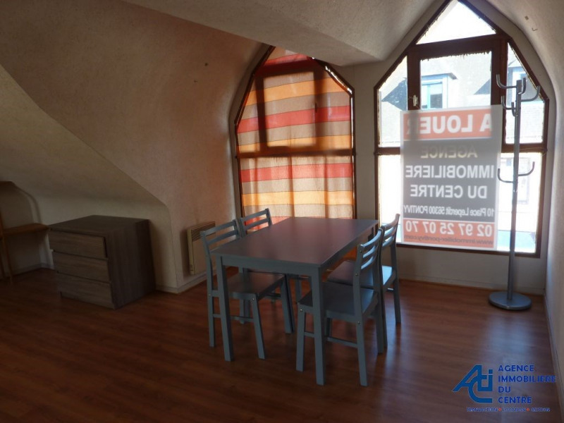 Rental apartment Pontivy 283€ CC - Picture 2