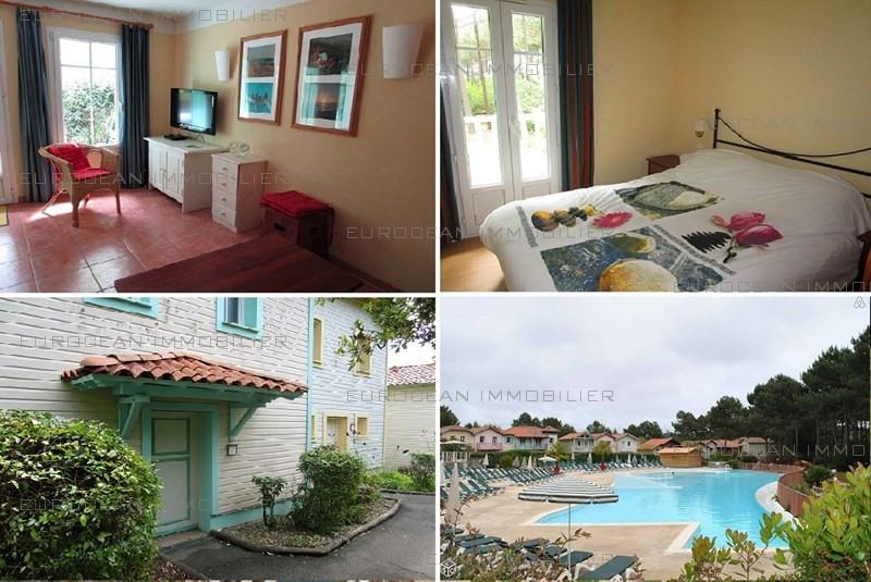 Location vacances maison / villa Lacanau-ocean 453€ - Photo 1