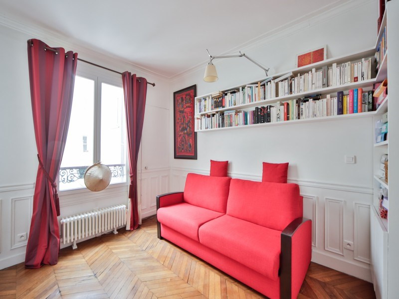 Verkauf von luxusobjekt wohnung Paris 9ème 1144000€ - Fotografie 6