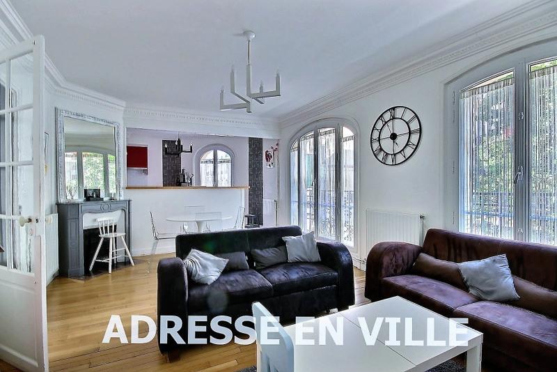 Revenda residencial de prestígio apartamento Levallois-perret 1200000€ - Fotografia 2
