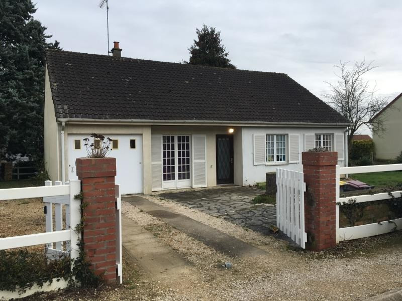 Location maison / villa St hilaire la gravelle 590€ CC - Photo 1