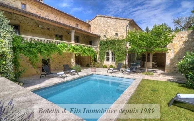 Deluxe sale house / villa Uzes 1 280 000€ - Picture 14