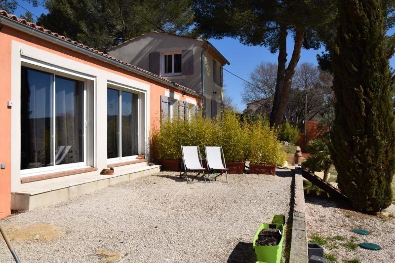 Vente maison / villa Eguilles 595000€ - Photo 2