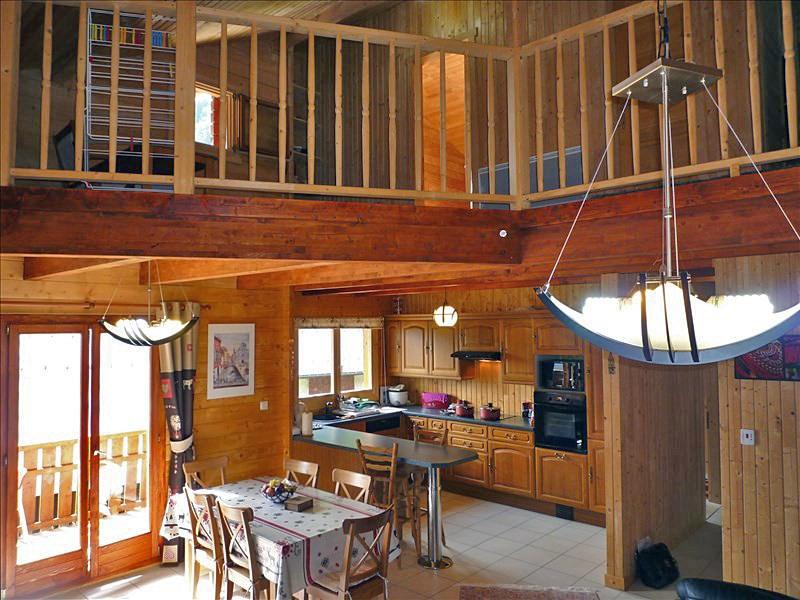 Vendita casa Montmin 398000€ - Fotografia 4