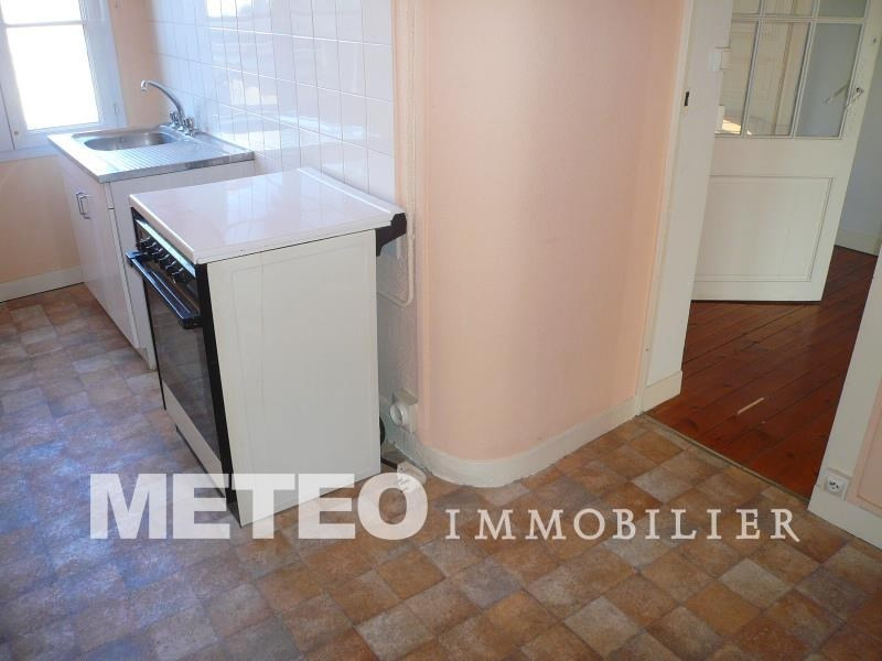 Vente appartement Lucon 53 800€ - Photo 4