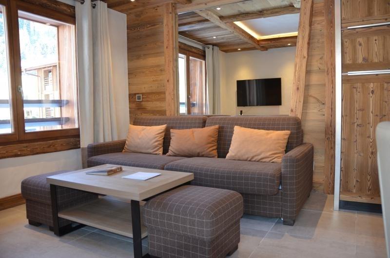 Vente de prestige appartement Chamonix mont blanc 470833€ - Photo 7
