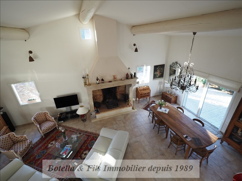 Deluxe sale house / villa Goudargues 1265000€ - Picture 5