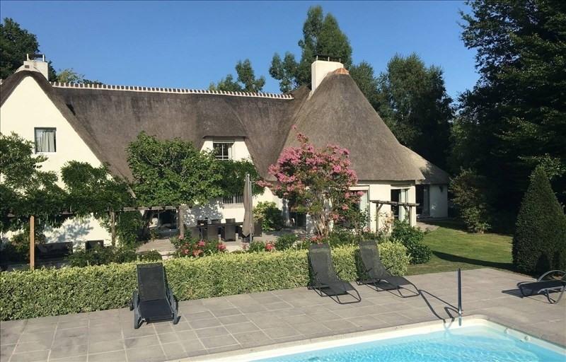 Deluxe sale house / villa St andre des eaux 997500€ - Picture 1