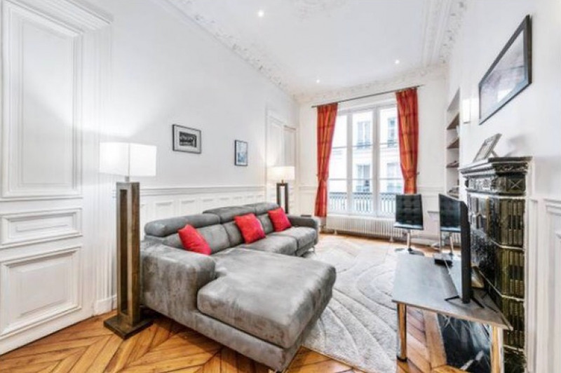 Location appartement Paris 8ème 4 300€ CC - Photo 1