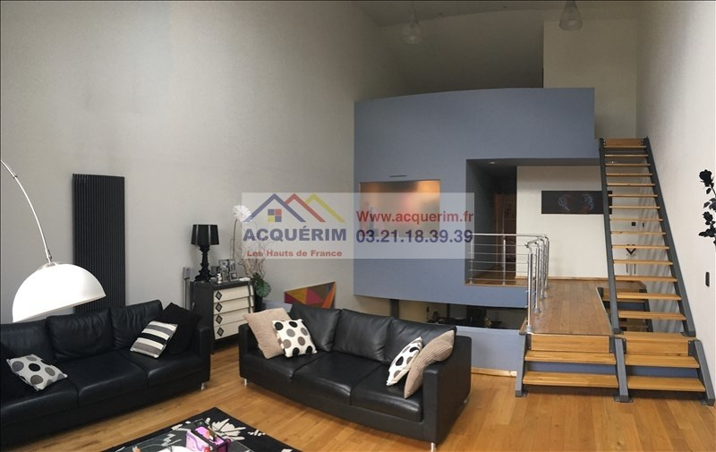 Investment property loft/workshop/open plan Carvin 188 000€ - Picture 3