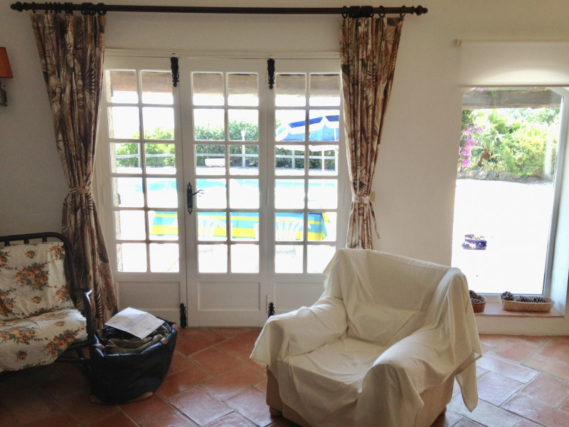 Vacation rental house / villa Les issambres 1500€ - Picture 10