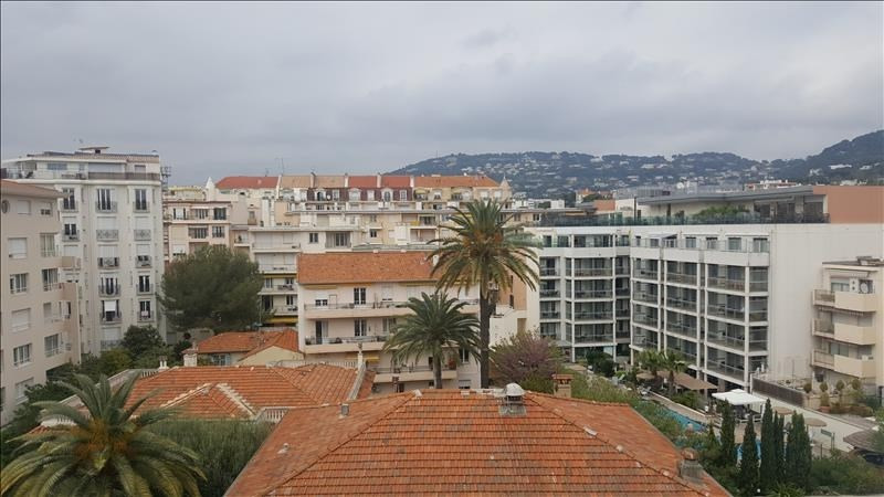 Vente appartement Cannes 370000€ - Photo 1