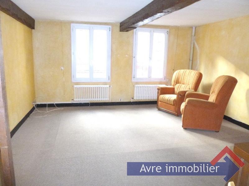 Vente maison / villa Verneuil d'avre et d'iton 115000€ - Photo 1