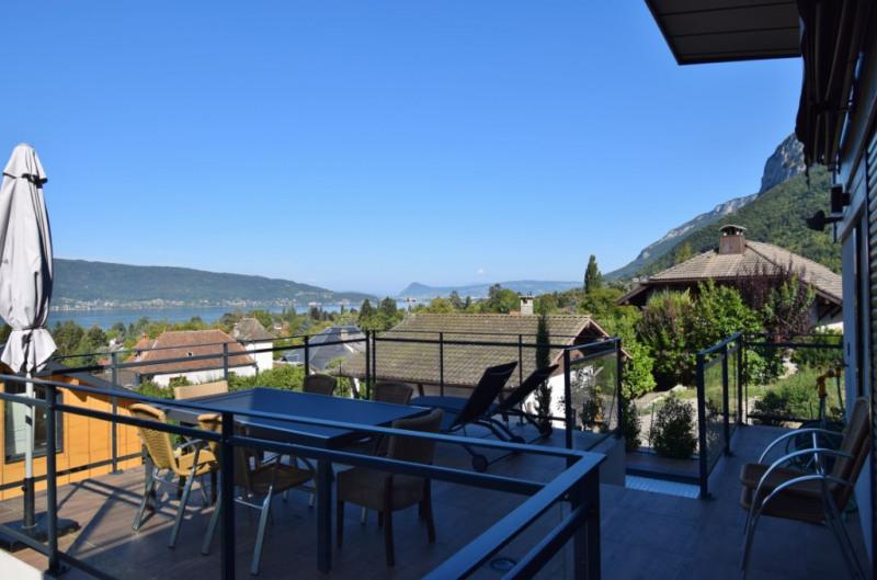 Deluxe sale house / villa Menthon saint bernard 997000€ - Picture 1