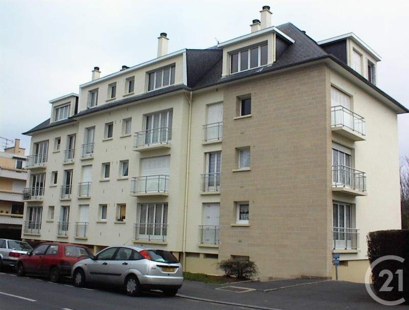 Rental apartment Caen 425€ CC - Picture 2