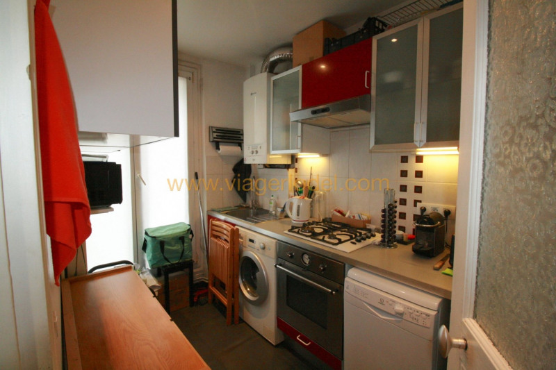 Life annuity apartment Paris 11ème 399 900€ - Picture 4