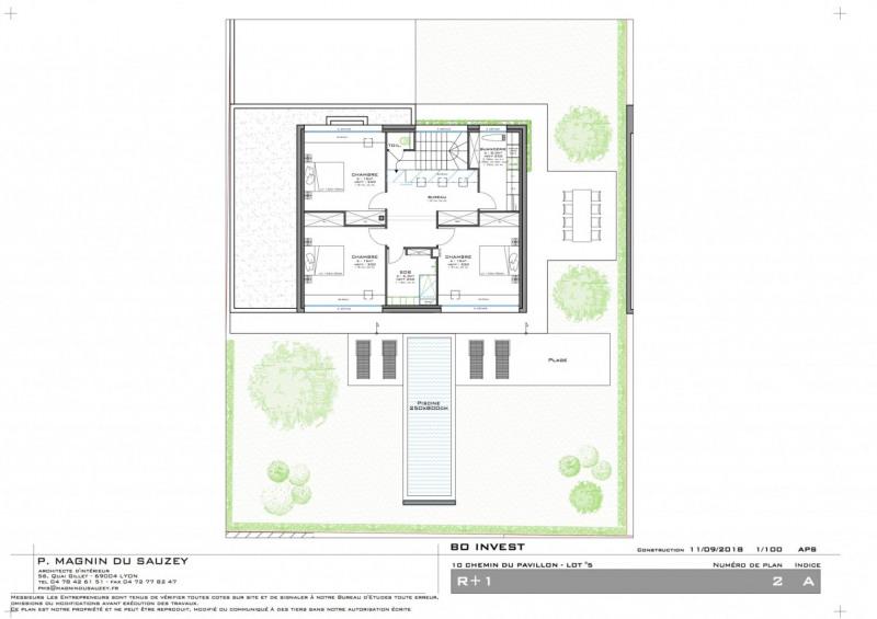 Deluxe sale house / villa Caluire et cuire 945000€ - Picture 4