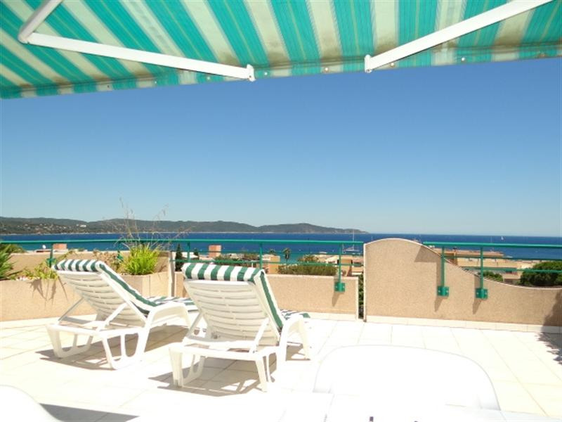 Location vacances appartement Cavalaire 800€ - Photo 3
