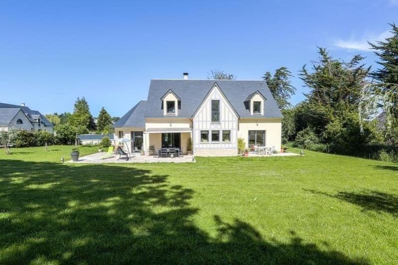 Revenda residencial de prestígio casa Villers sur mer 599000€ - Fotografia 1
