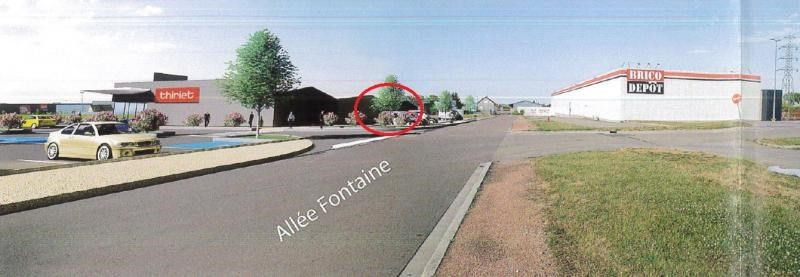 Location bureau Auxerre 1013€ HC - Photo 5