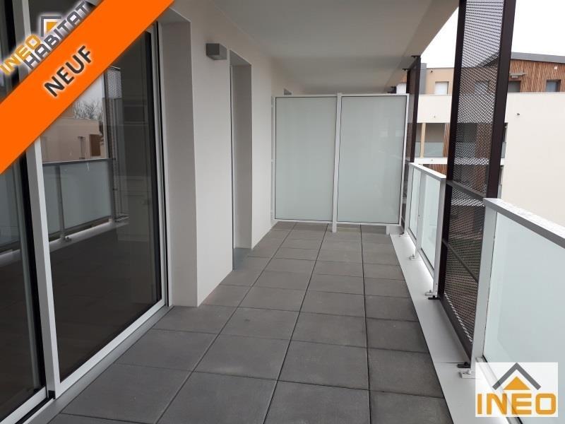 Location appartement Betton 555€ CC - Photo 1