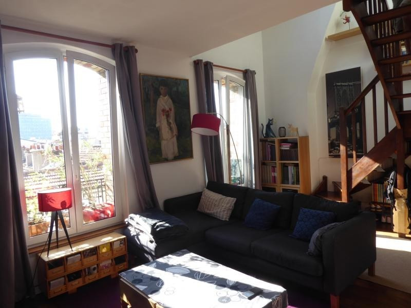 Sale apartment Boulogne billancourt 760 000€ - Picture 1