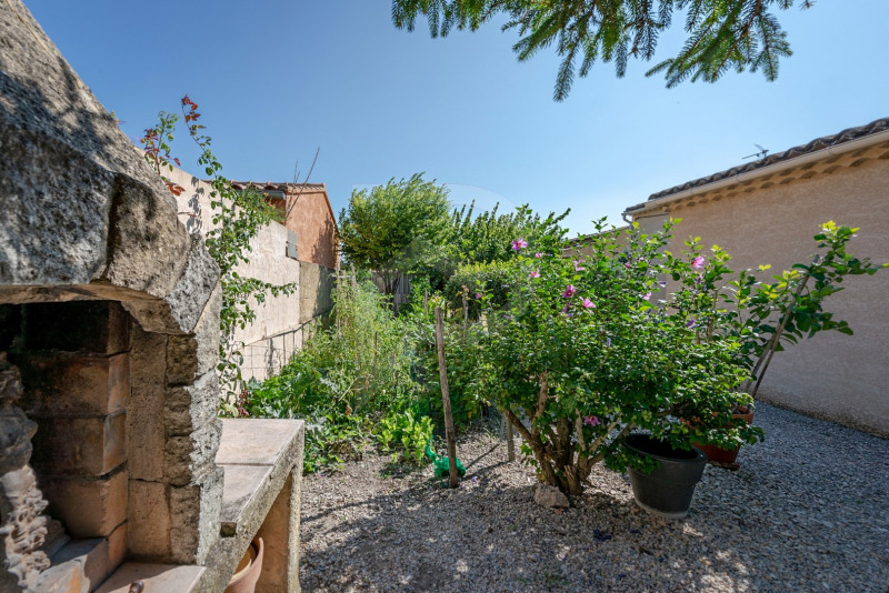 Vente maison / villa Entraigues sur la sorgue 352000€ - Photo 13