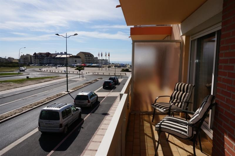 Vacation rental apartment Stella plage 216€ - Picture 1
